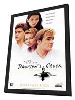 Dawson's Creek - 27 x 40 TV Poster - Style A - in Deluxe Wood Frame
