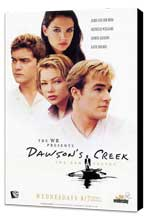 Dawson's Creek - 27 x 40 TV Poster - Style A - Museum Wrapped Canvas