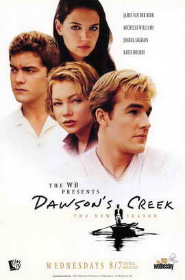 Dawson's Creek - 11 x 17 TV Poster - Style A