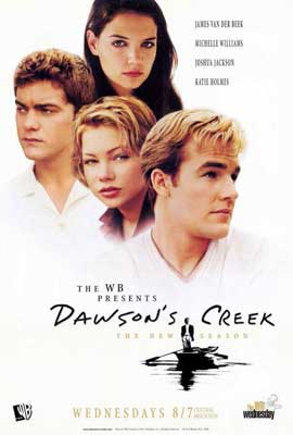 Dawson's Creek - 27 x 40 TV Poster - Style A