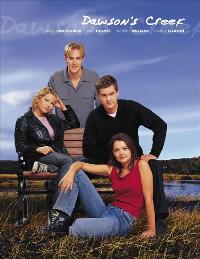 Dawson's Creek - 27 x 40 TV Poster - Germany Style A