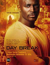 Day Break - 27 x 40 TV Poster - Style A