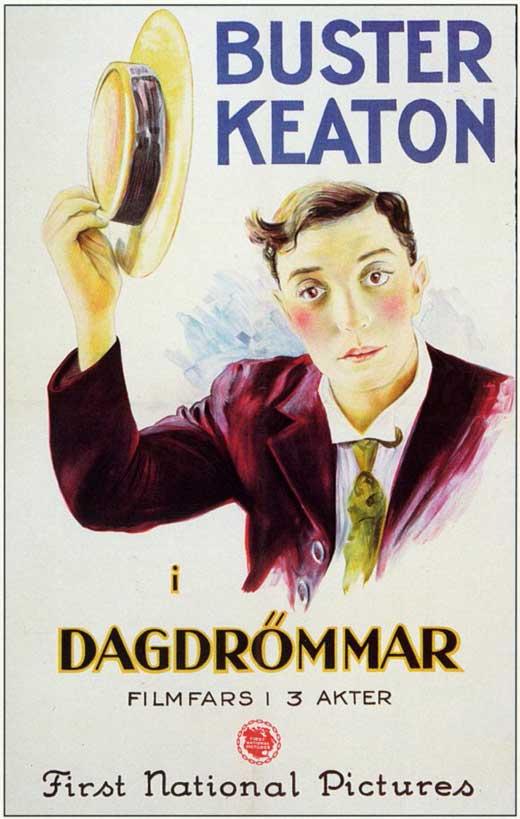 Buster Keaton - Los Sueños de Pamplinas | HD | 1922 | MEGA