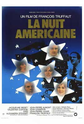 Day for Night - 27 x 40 Movie Poster - French Style A