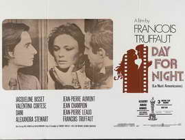 Day for Night - 22 x 28 Movie Poster - Half Sheet Style A