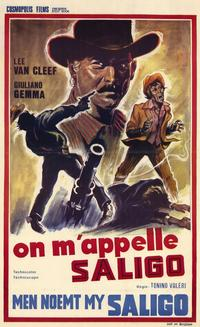 Day of Anger - 11 x 17 Movie Poster - Belgian Style A