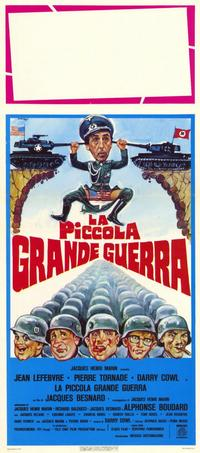 Day of Glory - 11 x 17 Movie Poster - Italian Style A