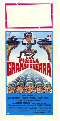 Day of Glory - 27 x 40 Movie Poster - Italian Style A