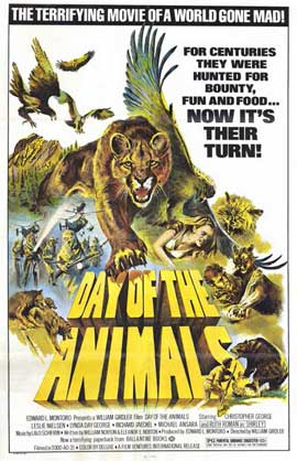 Day of the Animals - 11 x 17 Movie Poster - Style A