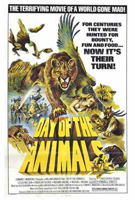 Day of the Animals - 27 x 40 Movie Poster - Style A