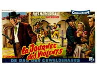 Day of the Bad Man - 11 x 17 Movie Poster - Belgian Style A