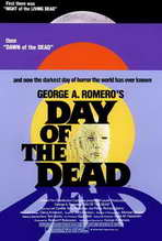Day of the Dead - 27 x 40 Movie Poster