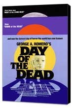 Day of the Dead - 11 x 17 Movie Poster - Style A - Museum Wrapped Canvas