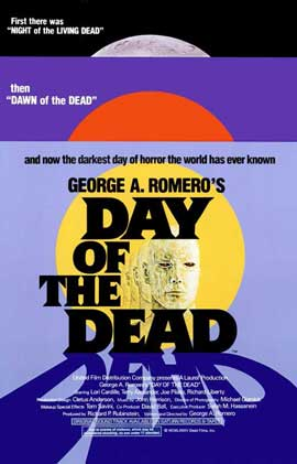 Day of the Dead - 11 x 17 Movie Poster - Style A