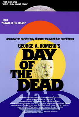 Day of the Dead - 27 x 40 Movie Poster - Style A