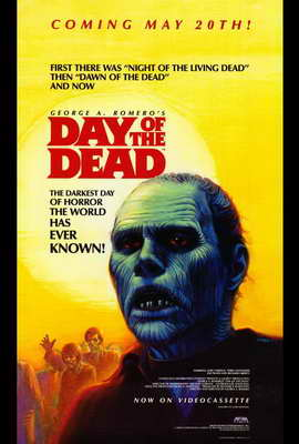 Day of the Dead - 27 x 40 Movie Poster - Style B