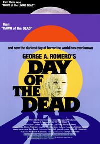 Day of the Dead - 43 x 62 Movie Poster - Bus Shelter Style A