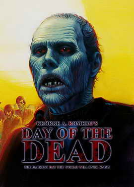 Day of the Dead - 11 x 17 Movie Poster - Style C