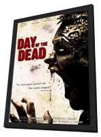 Day of the Dead - 11 x 17 Movie Poster - Style B - in Deluxe Wood Frame