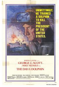 The Day of the Dolphin - 11 x 17 Movie Poster - Style A