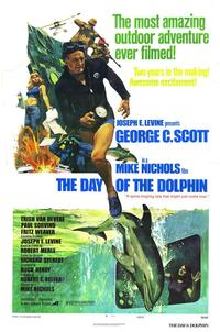 The Day of the Dolphin - 11 x 17 Movie Poster - Style D