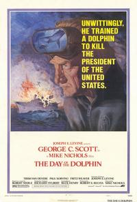 The Day of the Dolphin - 27 x 40 Movie Poster - Style A