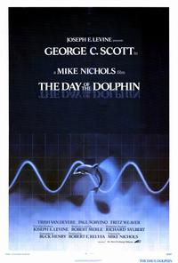 The Day of the Dolphin - 27 x 40 Movie Poster - Style C