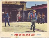 Day of the Evil Gun - 11 x 14 Movie Poster - Style C