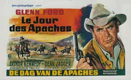Day of the Evil Gun - 11 x 17 Movie Poster - Belgian Style A