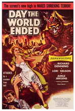 Day the World Ended - 27 x 40 Movie Poster - Style A