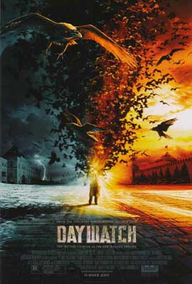 Day Watch - 27 x 40 Movie Poster - Style A