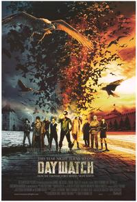 Day Watch - 43 x 62 Movie Poster - Bus Shelter Style B