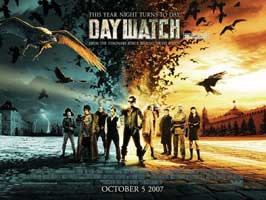 Day Watch - 11 x 17 Movie Poster - UK Style A