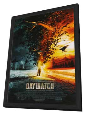 Day Watch - 11 x 17 Movie Poster - Style A - in Deluxe Wood Frame