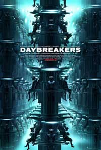 Daybreakers - 43 x 62 Movie Poster - Bus Shelter Style B