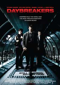 Daybreakers - 27 x 40 Movie Poster - Norwegian Style A