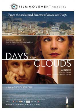 Days and Clouds - 43 x 62 Movie Poster - Bus Shelter Style A