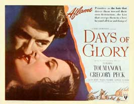 Days of Glory - 11 x 14 Movie Poster - Style A