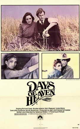 Days of Heaven - 11 x 17 Movie Poster - Style A