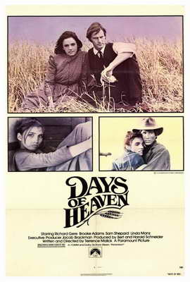 Days of Heaven - 27 x 40 Movie Poster - Style A