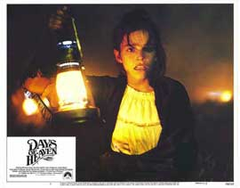 Days of Heaven - 11 x 14 Movie Poster - Style C