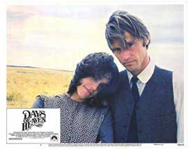 Days of Heaven - 11 x 14 Movie Poster - Style F