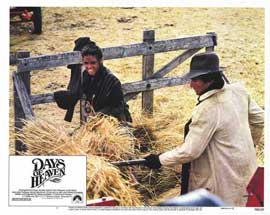 Days of Heaven - 11 x 14 Movie Poster - Style G