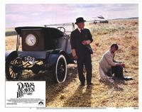 Days of Heaven - 11 x 14 Movie Poster - Style H