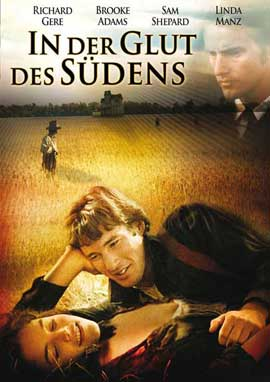 Days of Heaven - 11 x 17 Movie Poster - German Style A