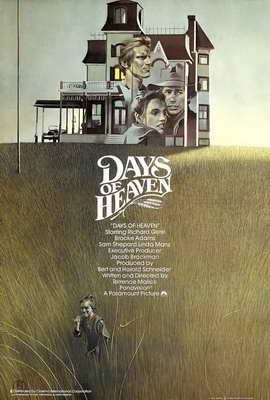 Days of Heaven - 27 x 40 Movie Poster - UK Style A