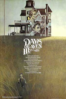 Days of Heaven - 11 x 17 Movie Poster - UK Style A