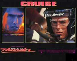 Days of Thunder - 11 x 14 Movie Poster - Style A