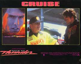 Days of Thunder - 11 x 14 Movie Poster - Style D