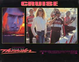 Days of Thunder - 11 x 14 Movie Poster - Style E